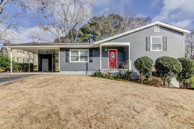 2018 Inverness Road SE, Smyrna, GA 30080 (MLS #6508454) :: The Cowan Connection Team
