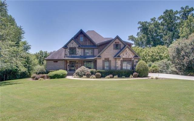 101 Stephens Farm Drive, Canton, GA 30115 (MLS #6508481) :: The North Georgia Group