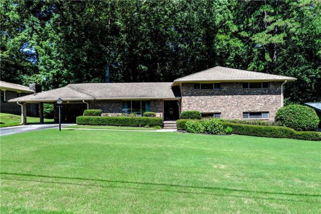 1542 High Haven Court NE, Atlanta, GA 30329 (MLS #6508513) :: KELLY+CO