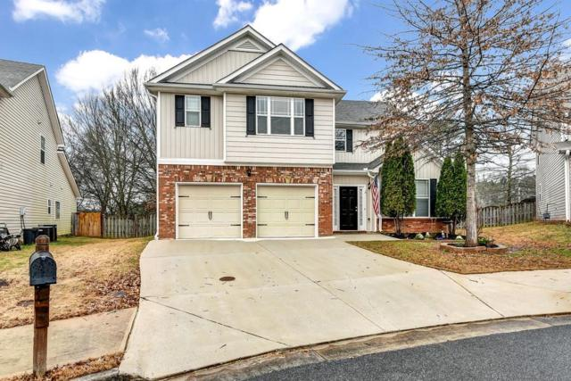 3906 Denbury Court NW, Kennesaw, GA 30144 (MLS #6508557) :: The North Georgia Group