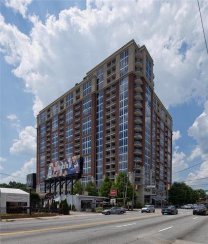 1820 Peachtree Street NW #1211, Atlanta, GA 30309 (MLS #6508565) :: Kennesaw Life Real Estate
