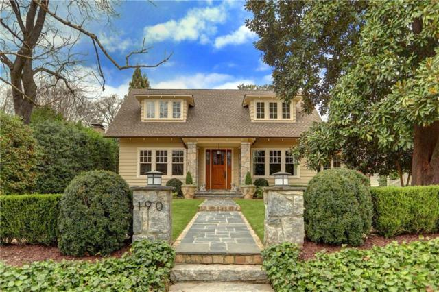 190 Lakeview Avenue NE, Atlanta, GA 30305 (MLS #6508647) :: The Zac Team @ RE/MAX Metro Atlanta