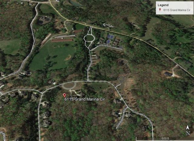 6115 Grand Marina Circle, Gainesville, GA 30506 (MLS #6508707) :: Todd Lemoine Team