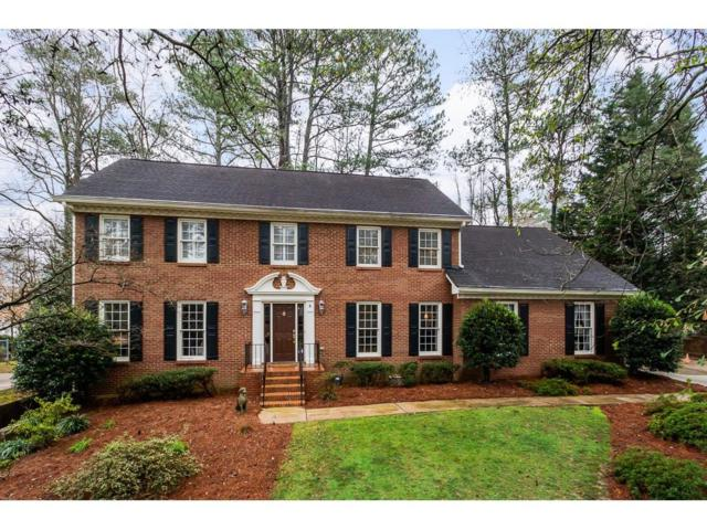 6716 Winters Hill Court, Peachtree Corners, GA 30360 (MLS #6508787) :: The Cowan Connection Team