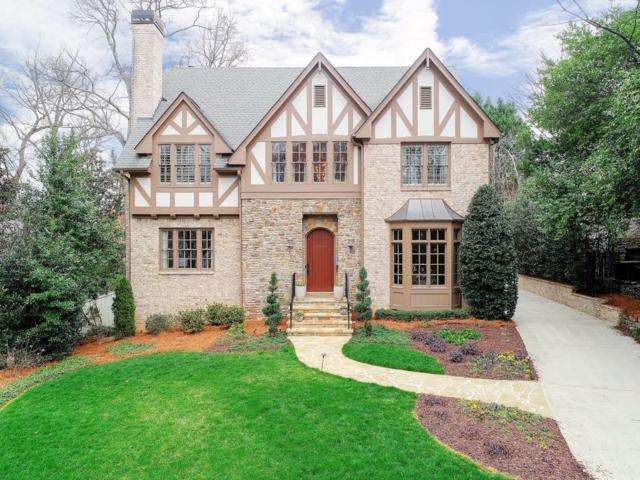 75 26th Street NW, Atlanta, GA 30309 (MLS #6508804) :: The Zac Team @ RE/MAX Metro Atlanta