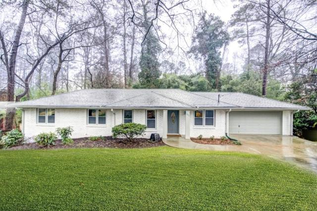 2511 Sherbrooke Drive NE, Atlanta, GA 30345 (MLS #6508843) :: The Zac Team @ RE/MAX Metro Atlanta