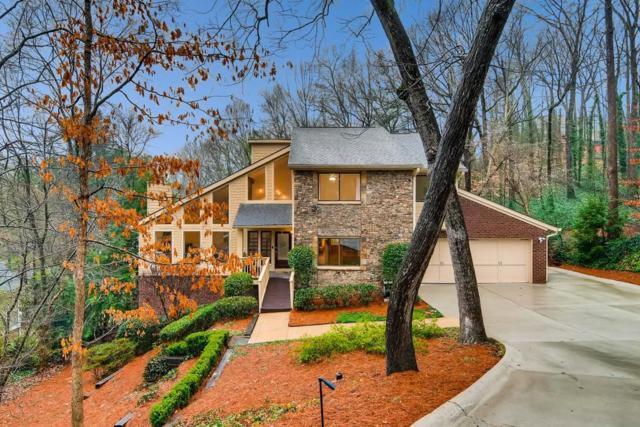 620 Idlewood Drive, Sandy Springs, GA 30327 (MLS #6508911) :: Rock River Realty