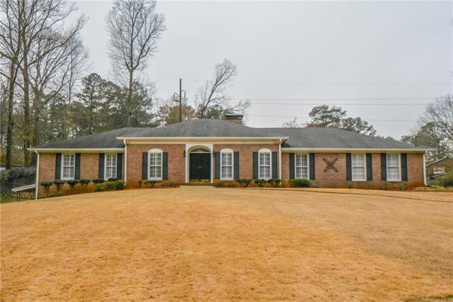 1734 Dunridge Court, Dunwoody, GA 30338 (MLS #6508987) :: Iconic Living Real Estate Professionals