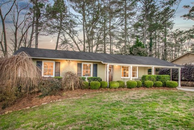 2044 Glenroy Drive SE, Smyrna, GA 30080 (MLS #6509016) :: The Cowan Connection Team