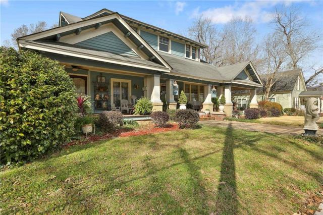 207 Oak, Hogansville, GA 30230 (MLS #6509092) :: Rock River Realty