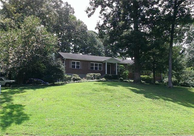 1279 Briarwood Road NE, Brookhaven, GA 30319 (MLS #6509130) :: The Zac Team @ RE/MAX Metro Atlanta