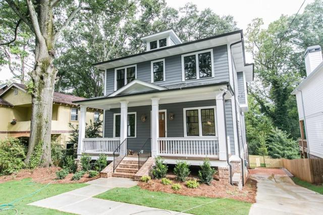 740 Amsterdam Avenue NE, Atlanta, GA 30306 (MLS #6509160) :: Rock River Realty