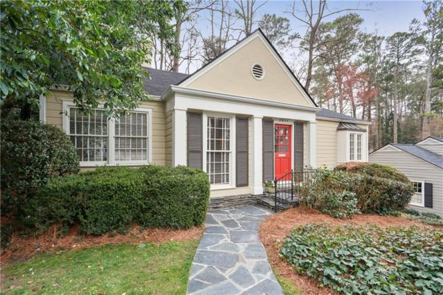 2011 Dellwood Drive NW, Atlanta, GA 30309 (MLS #6509163) :: The Cowan Connection Team