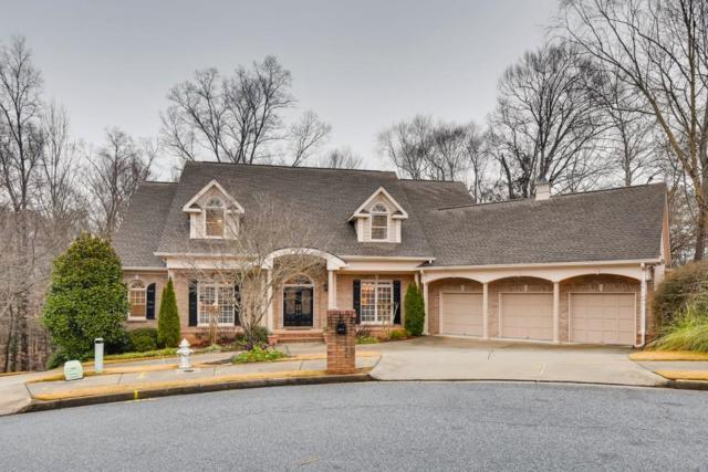 3994 Ancient Amber Way, Peachtree Corners, GA 30092 (MLS #6509382) :: The Cowan Connection Team