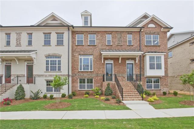 300 Marlowe Alley #113, Johns Creek, GA 30024 (MLS #6509487) :: RE/MAX Prestige