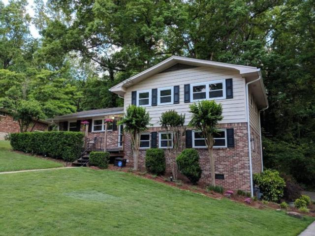 2570 Dering Court, Atlanta, GA 30345 (MLS #6509541) :: The Zac Team @ RE/MAX Metro Atlanta
