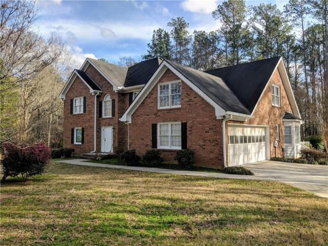 155 Acton Drive, Fayetteville, GA 30215 (MLS #6509583) :: North Atlanta Home Team