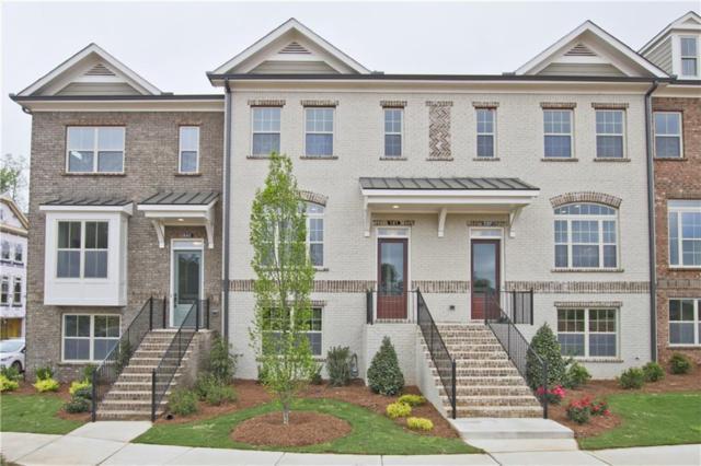 308 Marlowe Alley #115, Johns Creek, GA 30024 (MLS #6509631) :: RE/MAX Prestige