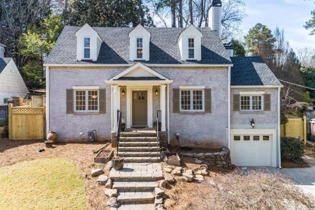 1662 Noble Drive NE, Atlanta, GA 30306 (MLS #6509695) :: Julia Nelson Inc.
