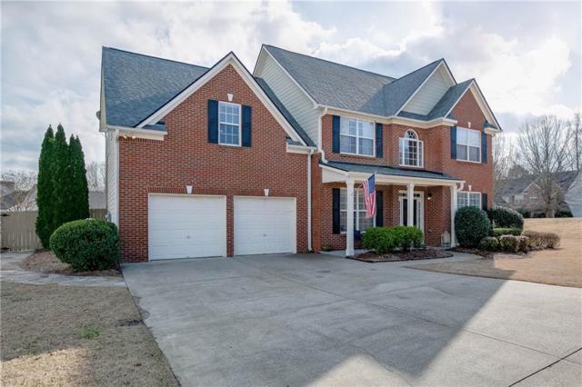 1101 Cruce Lake Court, Hoschton, GA 30548 (MLS #6509809) :: Kennesaw Life Real Estate