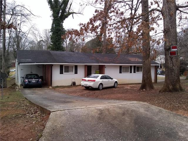 1739 Shirley Street SW, Atlanta, GA 30310 (MLS #6510007) :: Kennesaw Life Real Estate