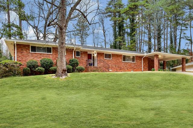 1728 N Holly Lane NE, Atlanta, GA 30329 (MLS #6510027) :: The Zac Team @ RE/MAX Metro Atlanta