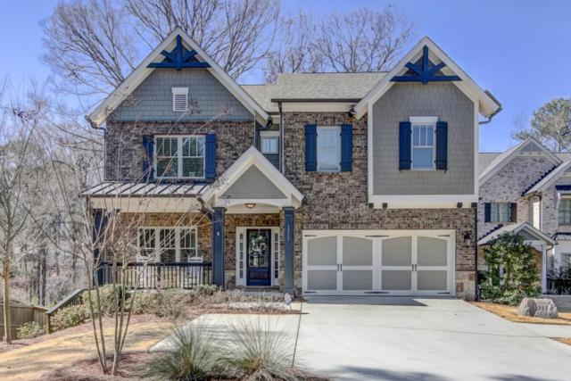 1317 Winfair Lane, Atlanta, GA 30329 (MLS #6510157) :: The Zac Team @ RE/MAX Metro Atlanta