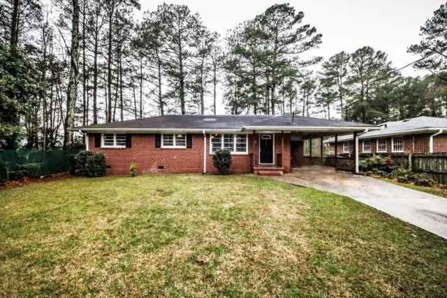 1165 Longshore Drive, Decatur, GA 30032 (MLS #6510416) :: Kennesaw Life Real Estate