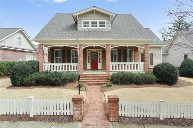 884 Village Greene NW, Marietta, GA 30064 (MLS #6510622) :: Iconic Living Real Estate Professionals