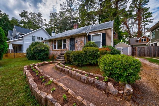 1027 S Candler Street, Decatur, GA 30030 (MLS #6510647) :: The Cowan Connection Team