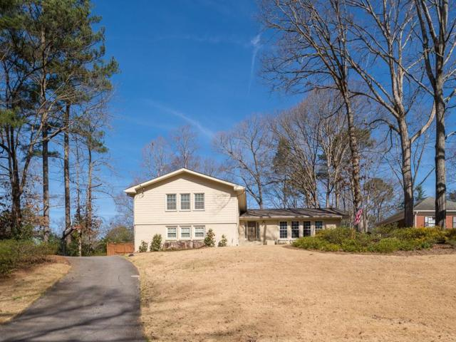 1358 Ragley Hall Road NE, Brookhaven, GA 30319 (MLS #6510669) :: The Zac Team @ RE/MAX Metro Atlanta