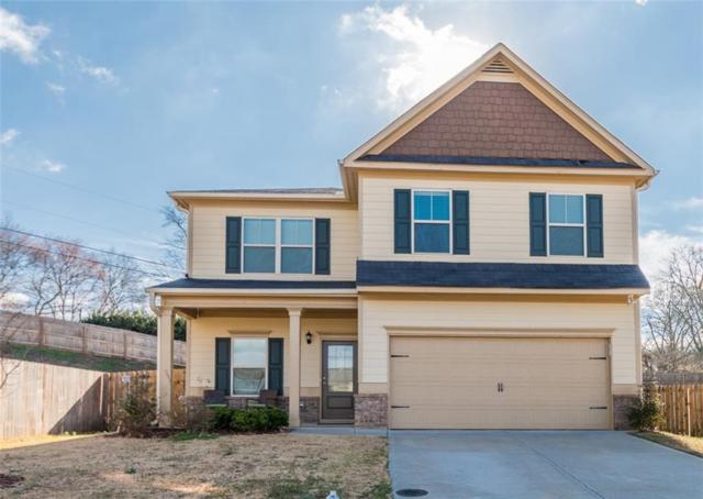 309 Morning Frost, Canton, GA 30114 (MLS #6510714) :: Path & Post Real Estate