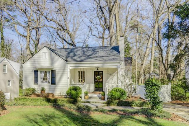 2067 Cottage Lane, Atlanta, GA 30318 (MLS #6510814) :: The Cowan Connection Team