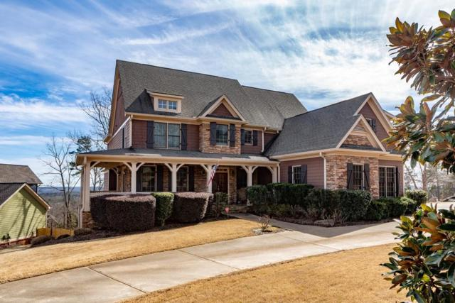 201 Fountain Oak Way, Canton, GA 30114 (MLS #6510896) :: The Cowan Connection Team