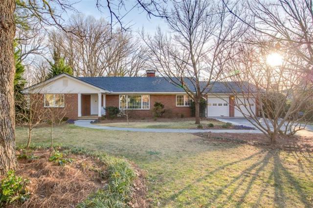 922 Artwood Road NE, Atlanta, GA 30307 (MLS #6511042) :: RE/MAX Prestige