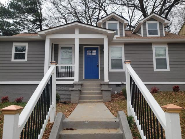 1179 Fair Street SW, Atlanta, GA 30314 (MLS #6511117) :: Iconic Living Real Estate Professionals