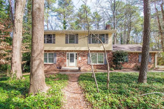 308 Hightower Trail, Stone Mountain, GA 30087 (MLS #6511242) :: The Hinsons - Mike Hinson & Harriet Hinson