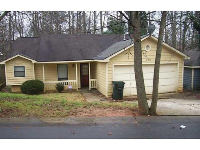 5411 Ridge Forest Drive, Stone Mountain, GA 30083 (MLS #6511338) :: The Zac Team @ RE/MAX Metro Atlanta