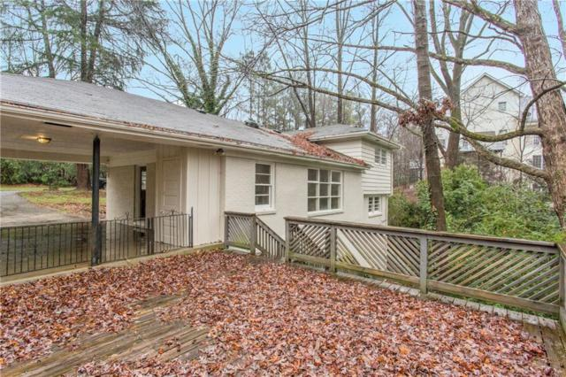5500 Sherrell Drive, Atlanta, GA 30342 (MLS #6511419) :: The Zac Team @ RE/MAX Metro Atlanta