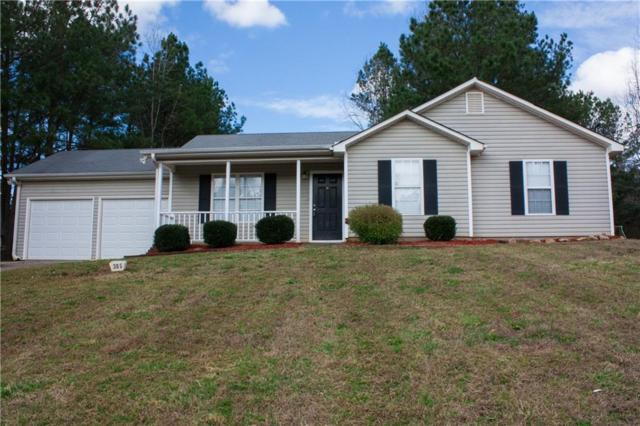 385 Southern Trace Drive, Rockmart, GA 30153 (MLS #6511421) :: The Zac Team @ RE/MAX Metro Atlanta