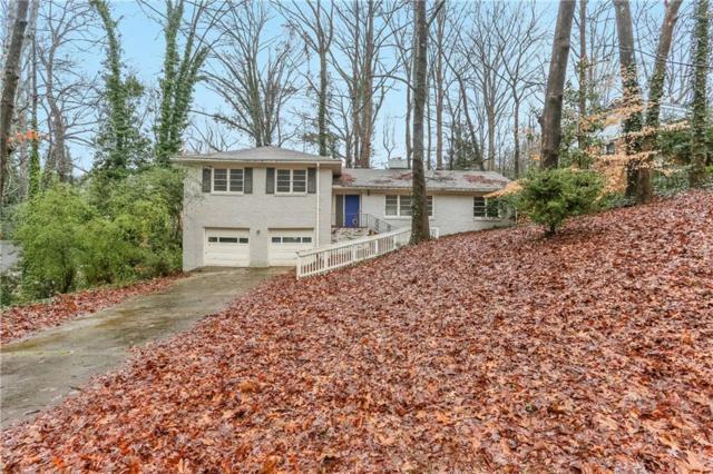 5535 Sherrell Drive, Atlanta, GA 30342 (MLS #6511433) :: Kennesaw Life Real Estate