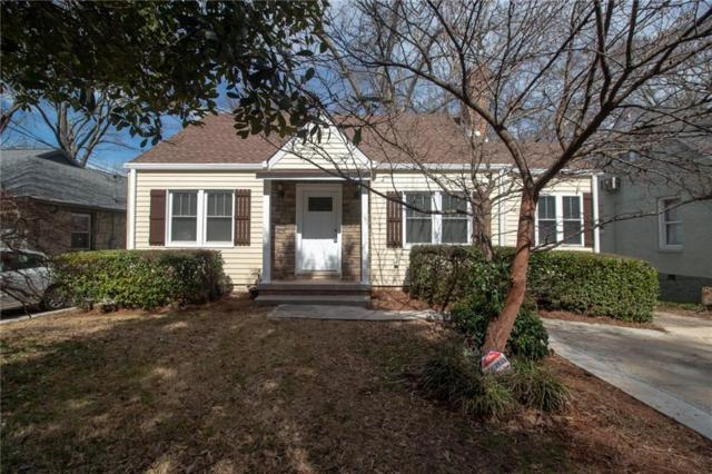 1010 Eden Avenue SE, Atlanta, GA 30316 (MLS #6511506) :: KELLY+CO