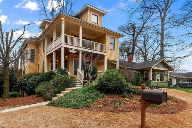 335 Kendrick Avenue SE, Atlanta, GA 30315 (MLS #6511551) :: The Zac Team @ RE/MAX Metro Atlanta