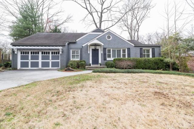 284 W Parkwood Road, Decatur, GA 30030 (MLS #6511574) :: Kennesaw Life Real Estate