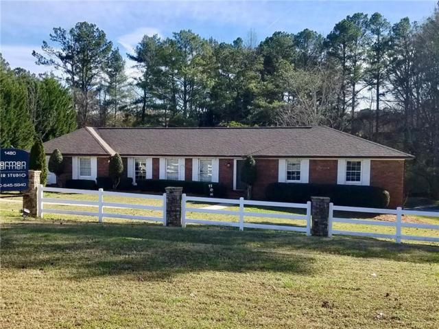 1480 Woodstock Road, Roswell, GA 30075 (MLS #6511764) :: Ashton Taylor Realty
