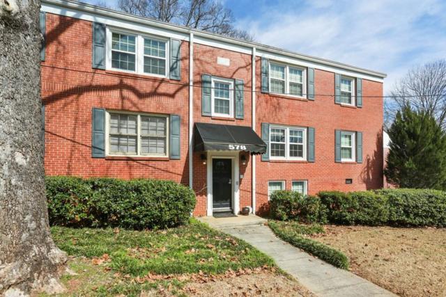 578 Goldsboro Road C, Atlanta, GA 30307 (MLS #6511822) :: The Hinsons - Mike Hinson & Harriet Hinson