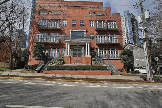 1058 Piedmont Avenue NE #103, Atlanta, GA 30309 (MLS #6511857) :: The Zac Team @ RE/MAX Metro Atlanta