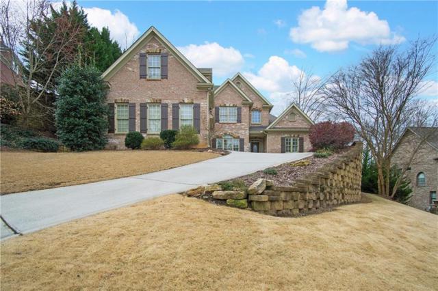 750 E Shore Drive, Canton, GA 30114 (MLS #6512078) :: Kennesaw Life Real Estate