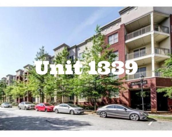 870 Mayson Turner Road NW #1339, Atlanta, GA 30314 (MLS #6512083) :: RE/MAX Paramount Properties