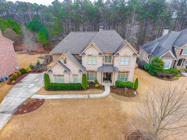 420 Scott Farm Drive, Powder Springs, GA 30127 (MLS #6512185) :: Kennesaw Life Real Estate